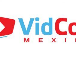 VidCon Mexico logo