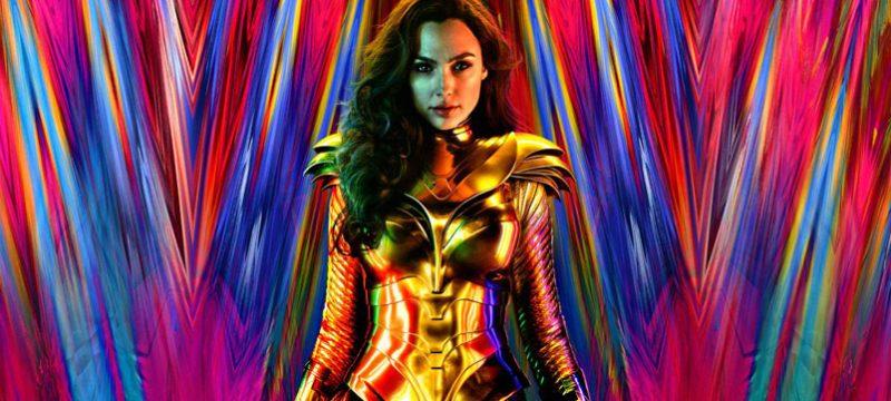 Wonder Woman 84 Golden Eagle Armor