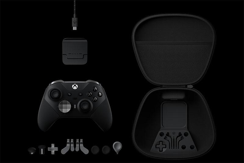 Xbox Elite Series 2 E3 2019 accesorios