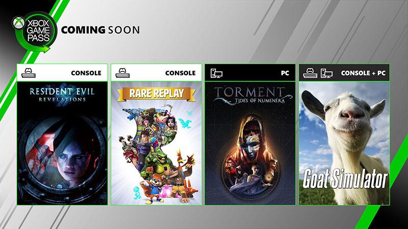 Xbox Game Pass 27 junio