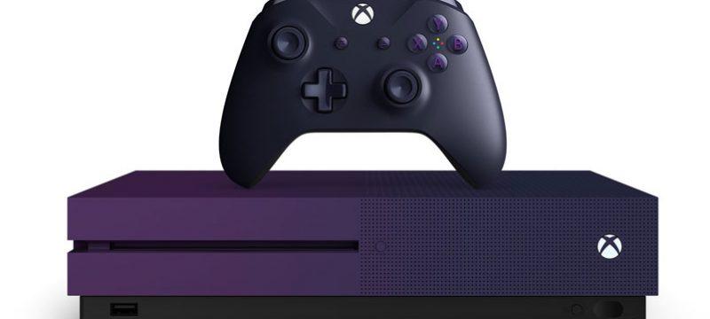 Xbox One S Fortnite Battle Royale Edicion Especial