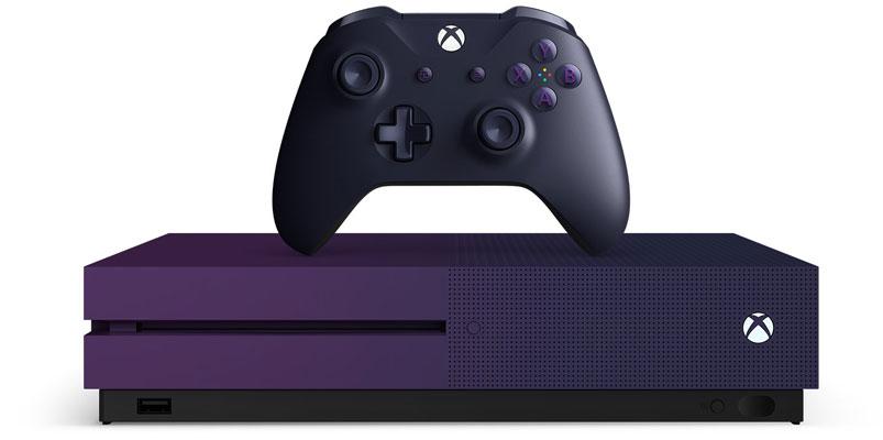 Xbox One S Fortnite Battle Royale Edición Especial en México