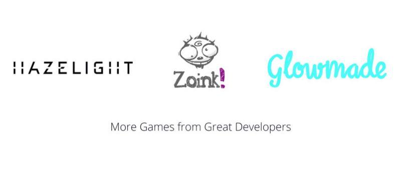 Zoink Games Glowmade y Hazelight Studios