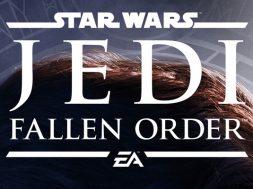 portadas Star Wars Jedi La Orden Caida
