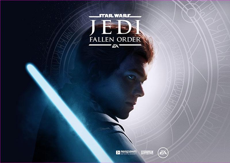 portadas deluxe Star Wars Jedi La Orden Caida
