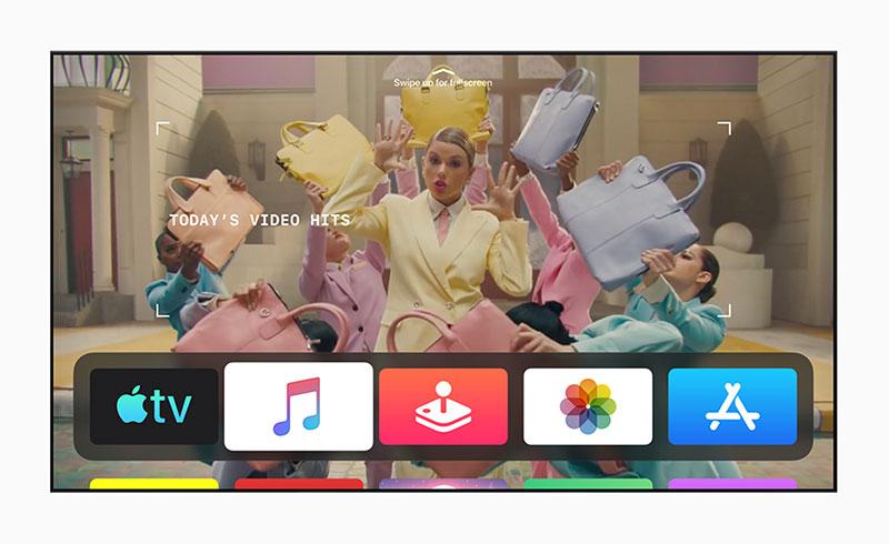 tvOS 13 funciones WWDC 2019 videos