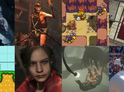 20 juegos medio 2019 Metacritic