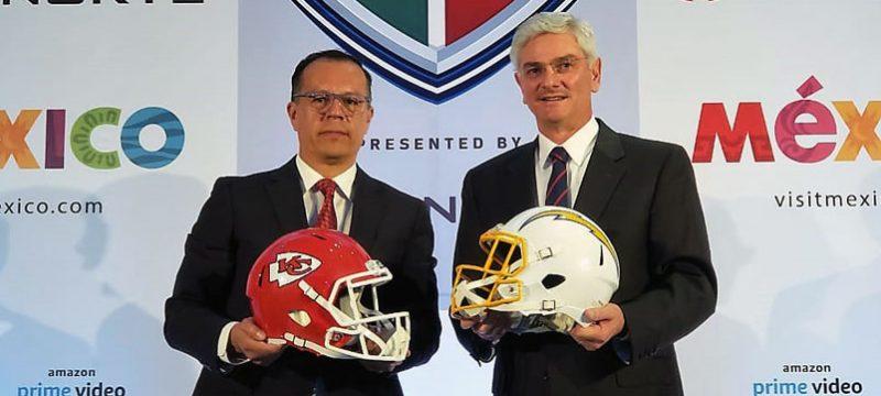 6 de agosto NFL Mexico