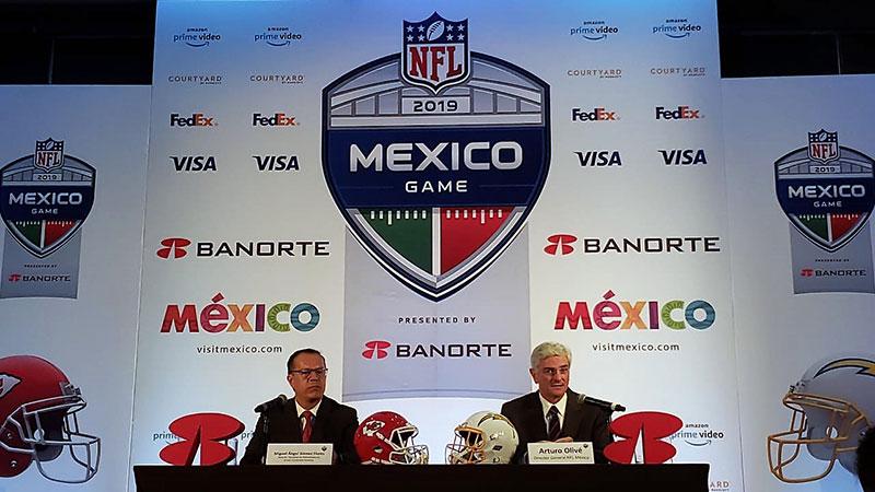 6 de agosto NFL Mexico venta boletos