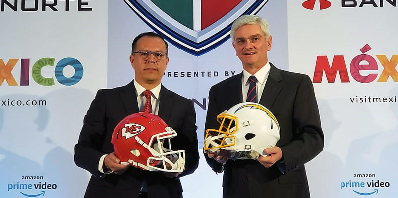 El 6 de agosto inicia la venta de boletos para la NFL en México