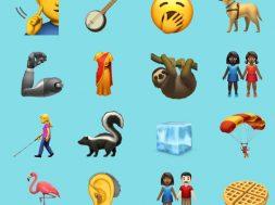 65 nuevos emojis