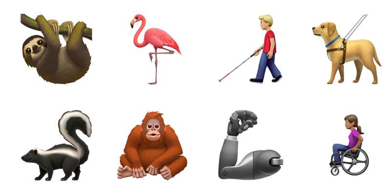 65 nuevos emojis Apple