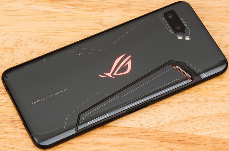 ASUS ROG Phone 2 atras