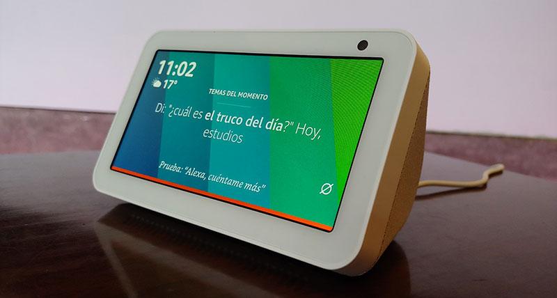 Amazon Echo Show 5 blanco precio