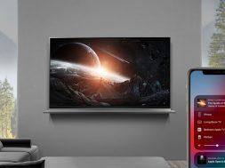 Apple AirPlay 2 LG TV AI ThinQ 2019
