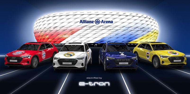 La sexta Audi Cup contará con los mejores clubes internacionales
