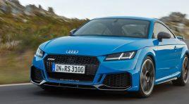 Las versiones Audi RS celebran 25 años de deportividad máxima