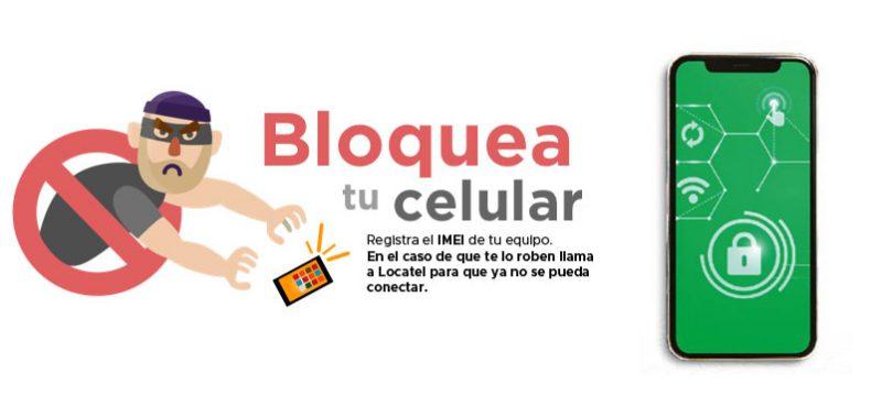 Bloquea Tu Cel CDMX