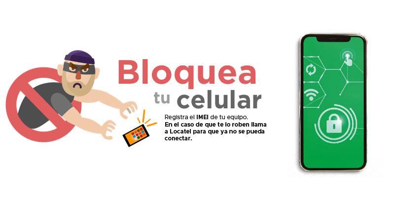 Bloquea Tu Cel, así podrás bloquear el IMEI de tu celular robado
