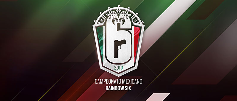 Boletos Campeonato Mexicano de Rainbow Six