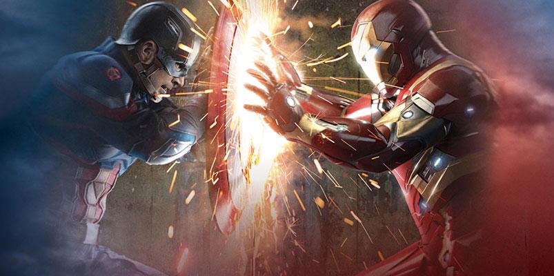 Capitán América: Civil War y el nuevo contenido de Netflix en agosto 2019