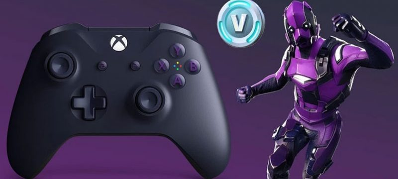 Control Xbox Fortnite Special Edition