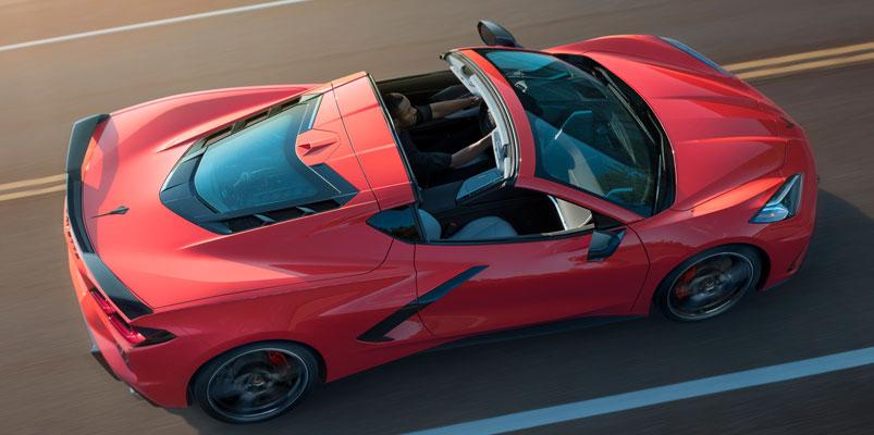 Corvette Stingray 2020 descapotable