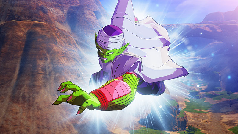 Dragon Ball Z KAKAROT Piccolo Blast
