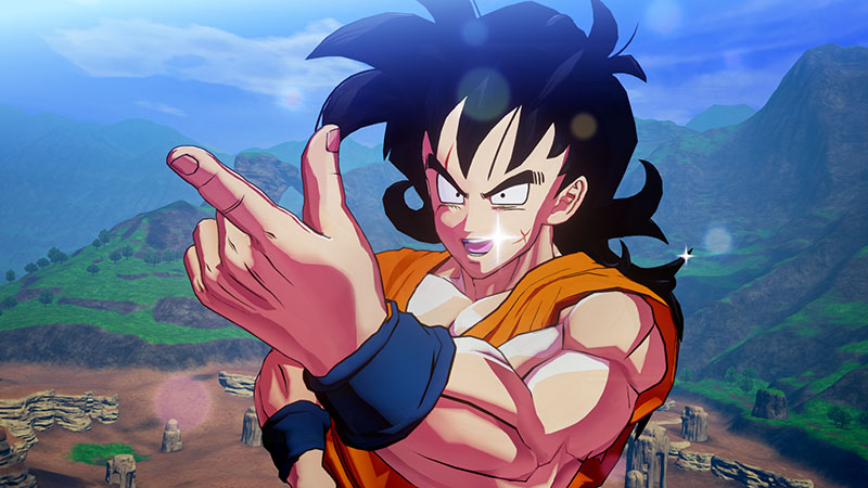 Dragon Ball Z KAKAROT Yamcha pose