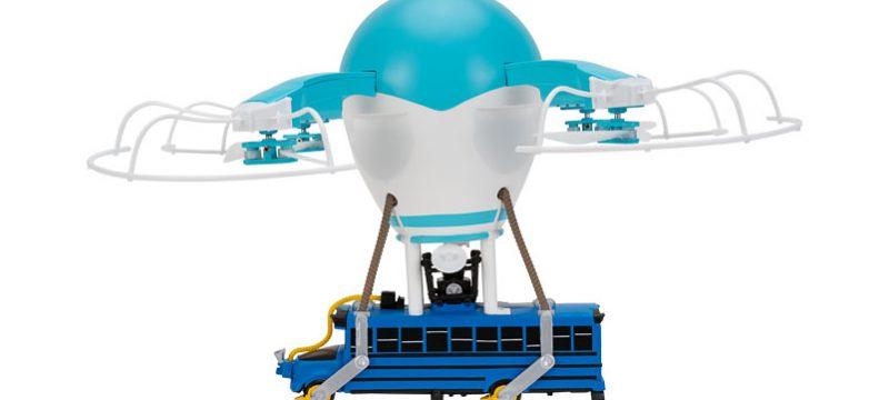 Drone Autobus de batalla Fortnite