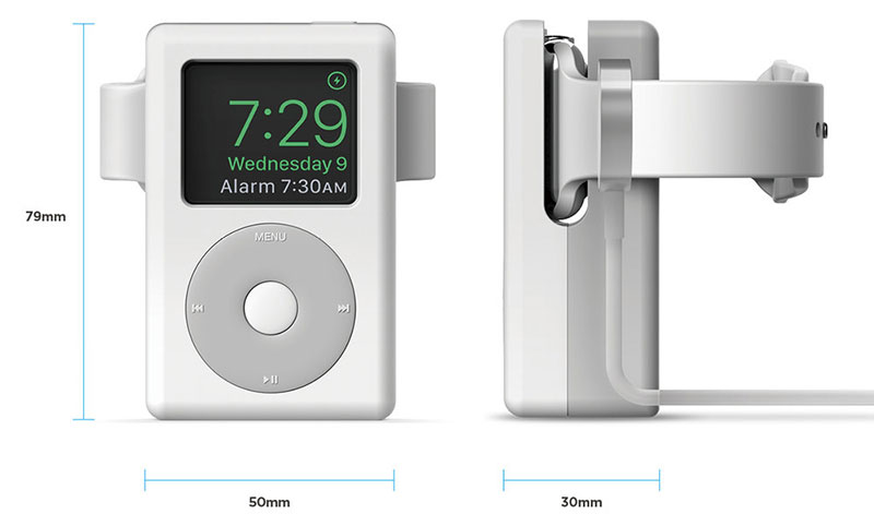 Elago W6 Apple Watch tamano