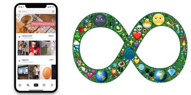 TikTok celebra el Día Mundial del Emoji y nos da tips de cómo usarlos