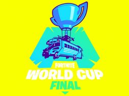 Fortnite World Cup Final logo