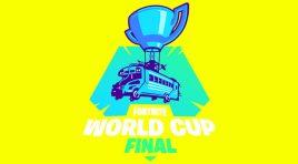 DanyanCatSQ, Atchiin, K1ng, Clipnode y Xown en la Fortnite World Cup