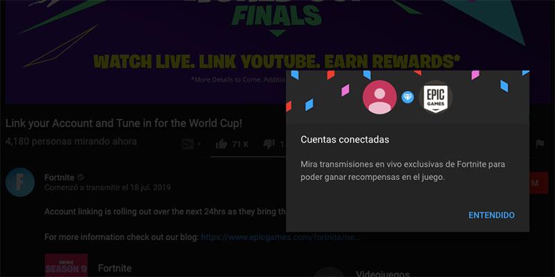 Fortnite YouTube