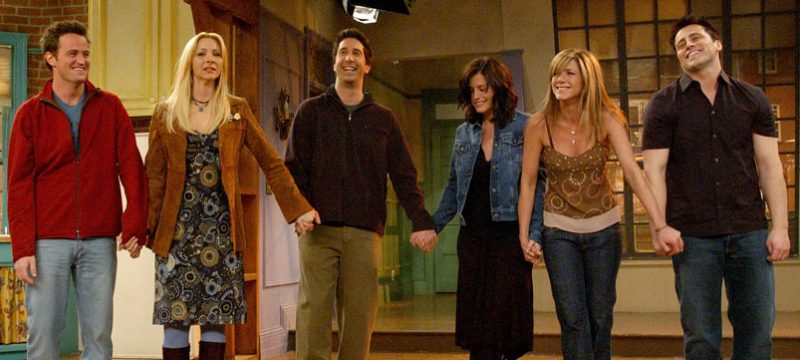 Friends HBO Max