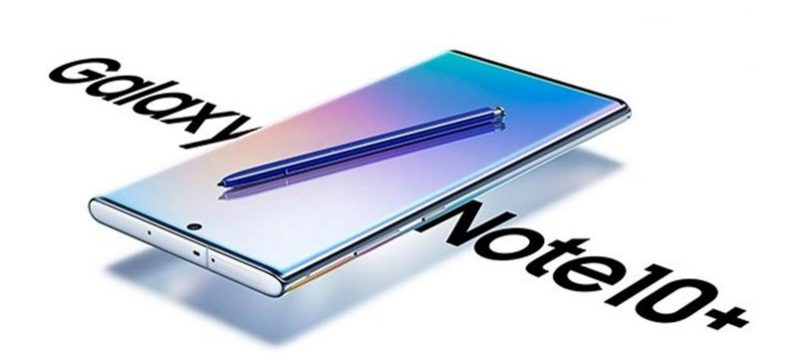 Galaxy Note 10 posibles especificaciones
