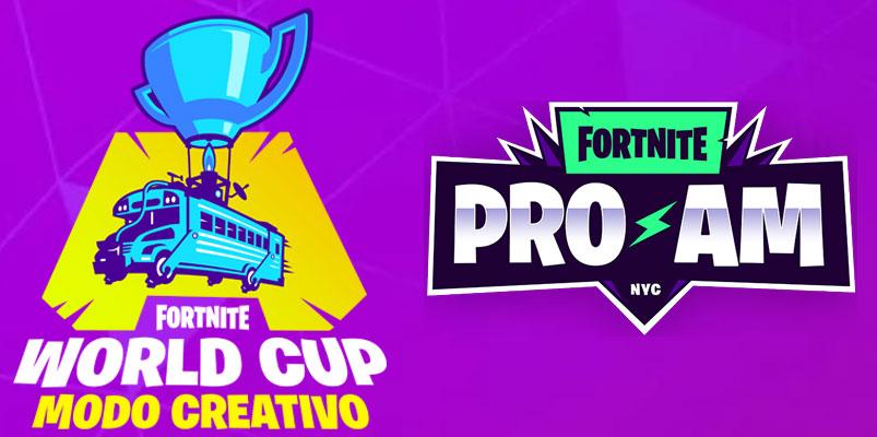 Ganadores Fortnite World Cup 2019 modos
