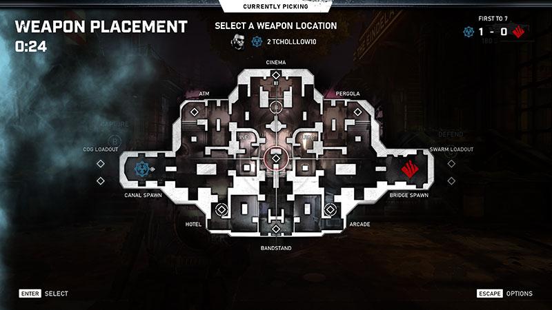 Gears 5 Tech Test Escalation