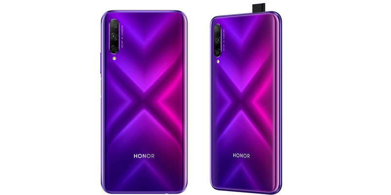 Honor 9X Pro color