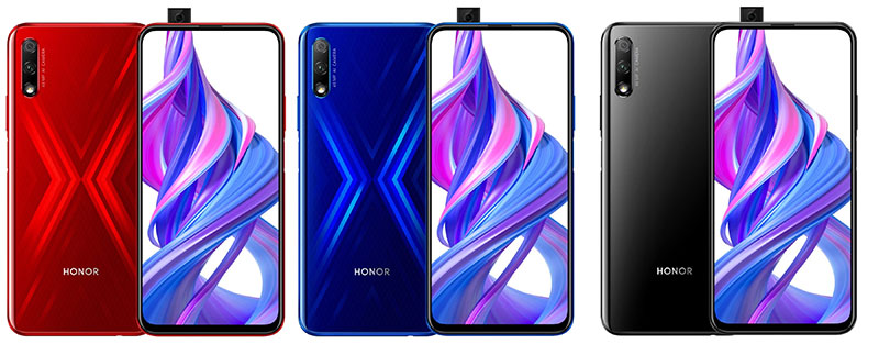 Honor 9X color