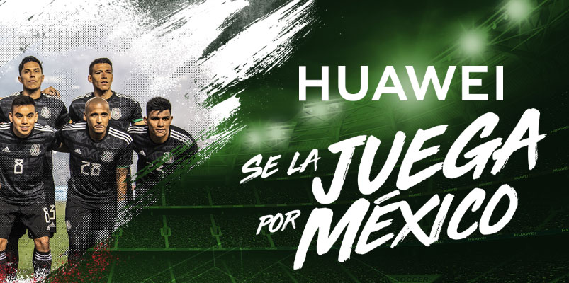 México gana la Copa Oro y Huawei cumple su apuesta: regresa el dinero
