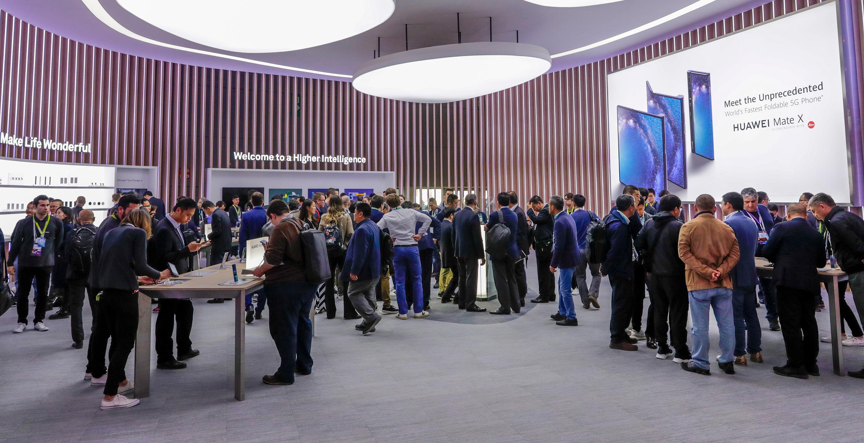 Huawei Mate X presentacion