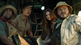 Jumanji: The Next Level presenta su primer avance y es increíble