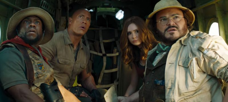 Jumanji The Next Level primer teaser