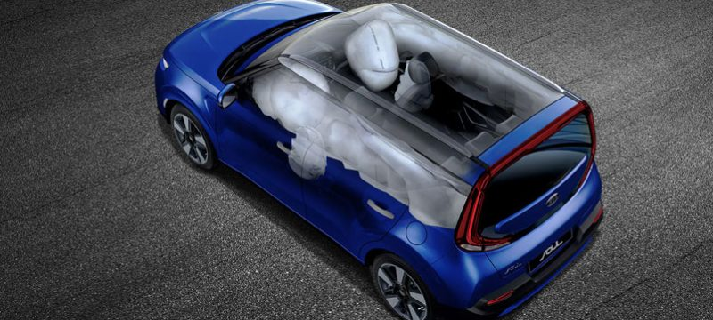 KIA autos seguros SOUL