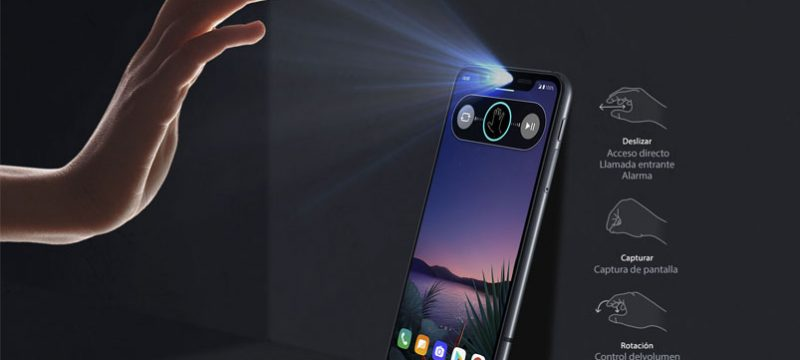 LG G8S ThinQ Z Camera Mexico