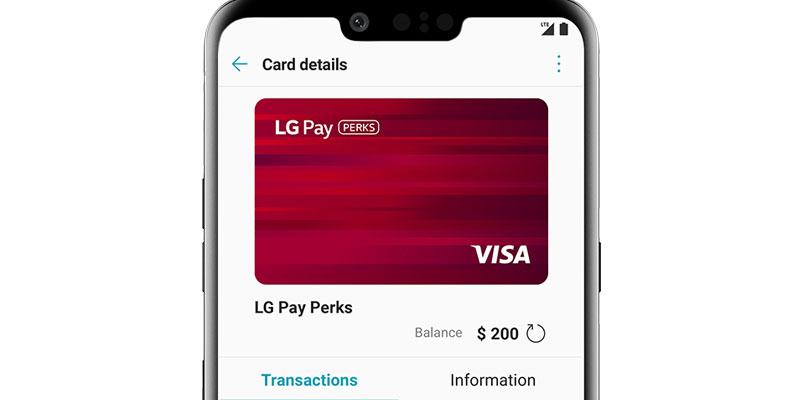 LG Pay app