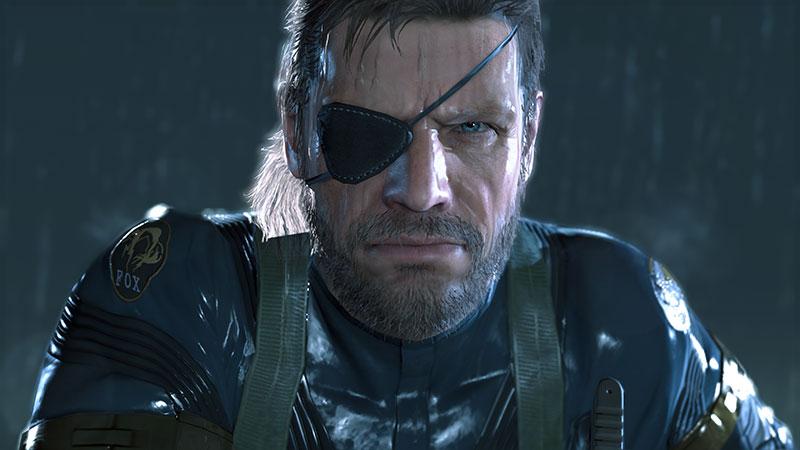 Metal Gear Solid V The Phantom Pain Xbox Game Pass julio