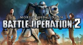 Mobile Suit Gundam Battle Operation 2 llegará a America en PS4
